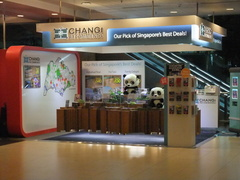 Singapur Flughafen - Singapur Flughafen